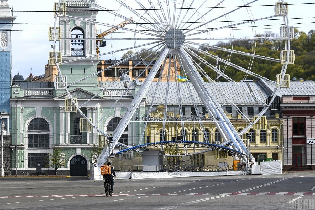 Суд пришел к выводу, что пешеходная зонапротиворечит интересам территориальной общины города/ фото УНИАН