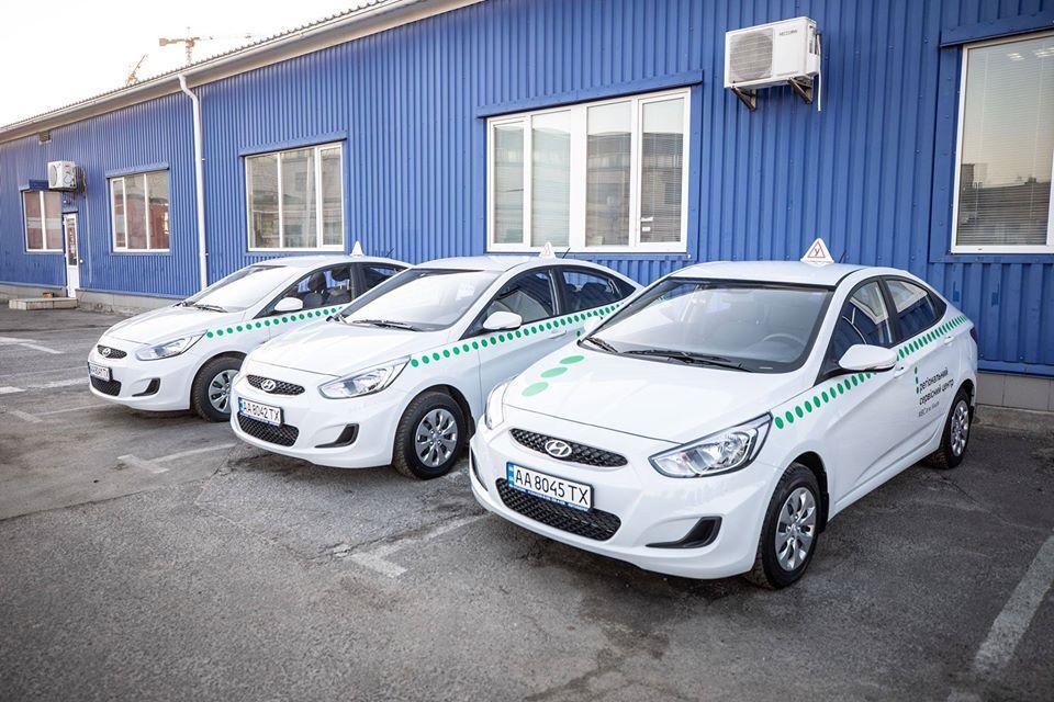 Тепер в Україні знову можна здати на водійські права / фото mvs.gov.ua