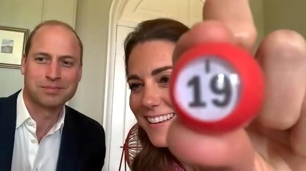 Кейт Міддлтон і принц Вільям / фото REUTERS