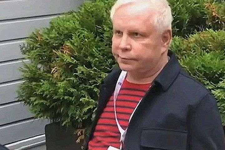 Борис Моисеев/ фото из соцсетей