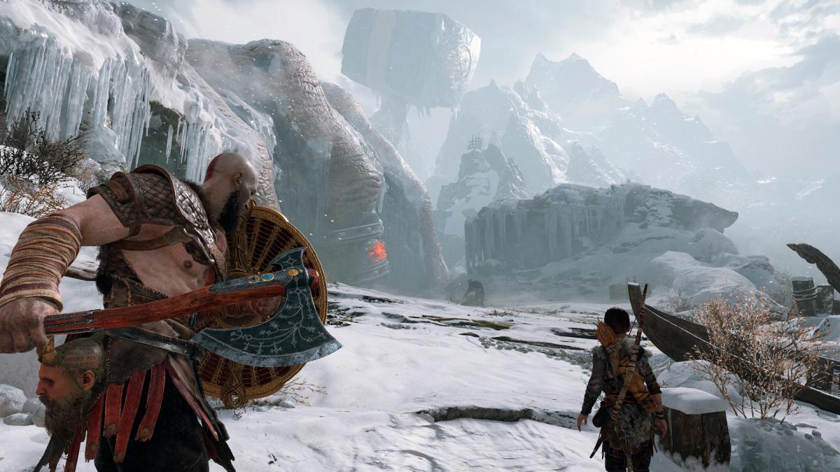 God of War - один из главных эксклюзивов PS4 / store.playstation.com