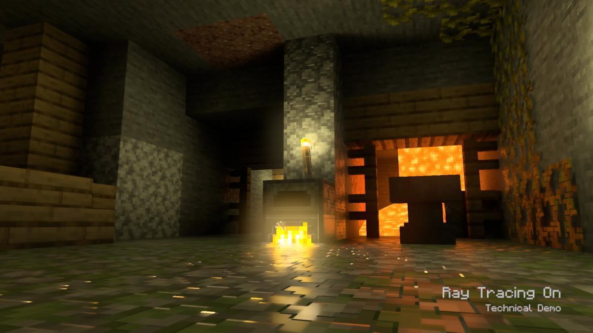 Рейтрейсинг будет даже в Minecraft / news.xbox.com