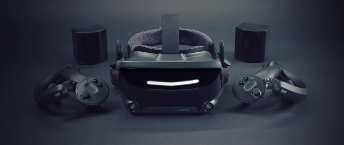 шлем виртуальной реальности Valve Index / valvesoftware.com