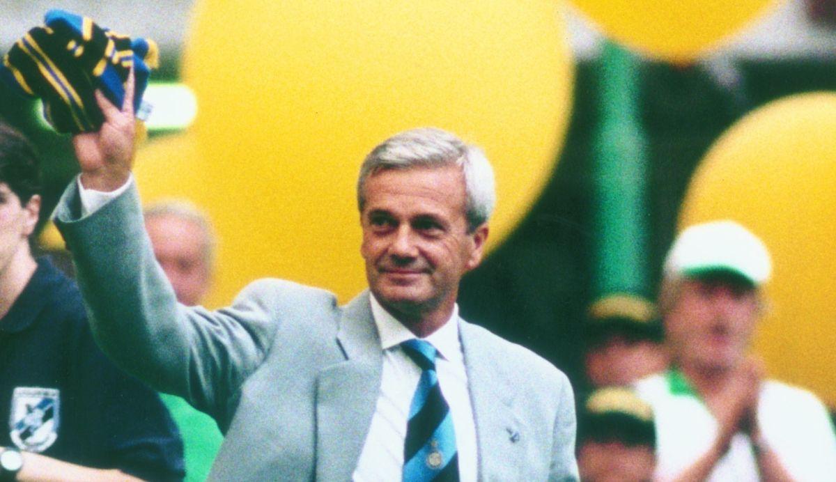Луиджи Симони признавался лучшим итальянским тренером / фото: inter.it