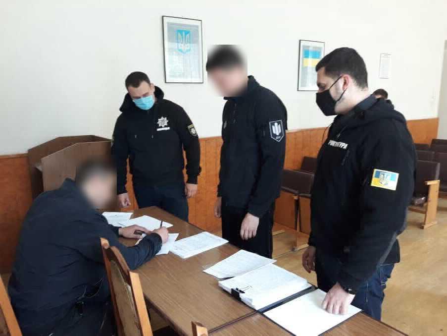 Відкрито кримінальне провадження / od.gp.gov.ua