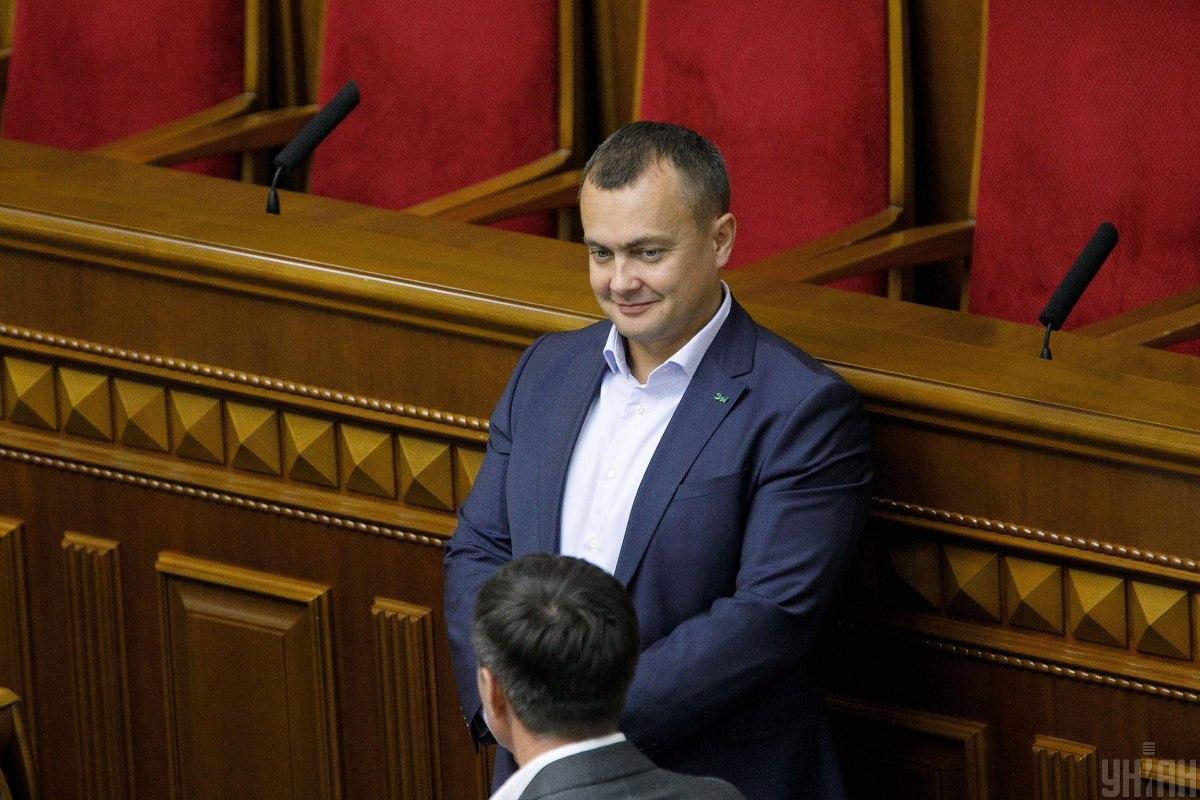 Юрий Аристов заразился коронавирусом / фото УНИАН