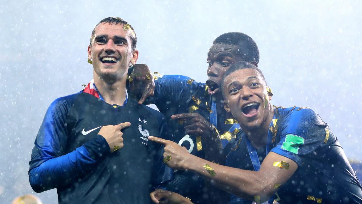Французи у фіналі перемогли Хорватію / фото fifa.com