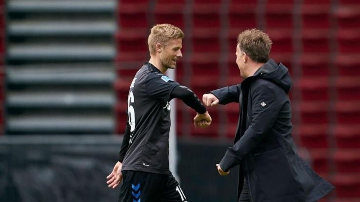 Хансен завершил карьеру пять лет назад / фото twitter.com/odense_boldklub