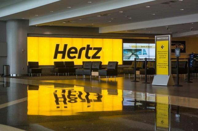 ВтімHertz має намір продовжувати працювати/ фото Business Insider