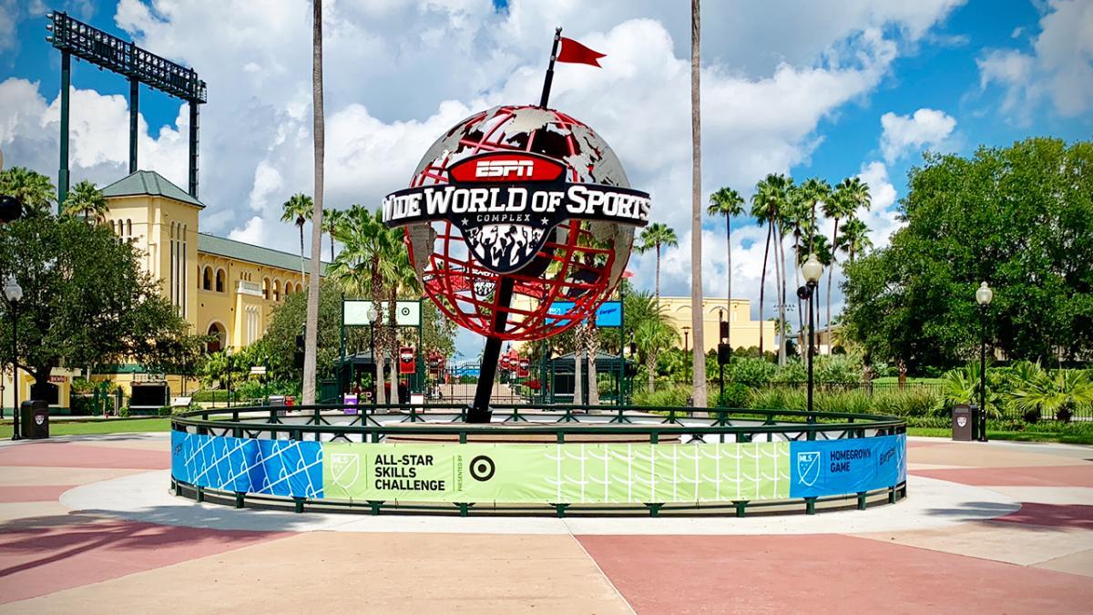 ESPN Wide World - спорткомплекс на территории центра развлечений / фото disneyparks.disney.go.com