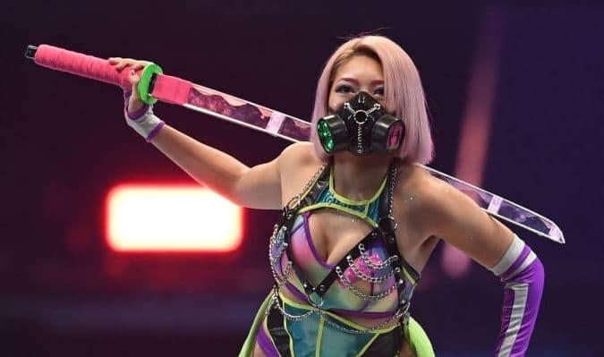 Хана Кімура була зіркою японського рестлінга / фото: wrestlingheadlines.com