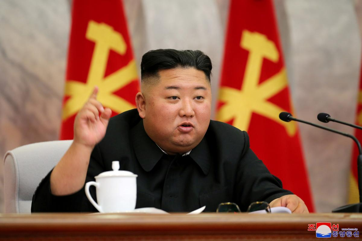Ким Чен Ын опасается влияния Запада/ фото REUTERS