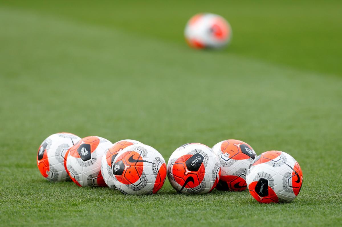 М'ячі АПЛ / фото REUTERS