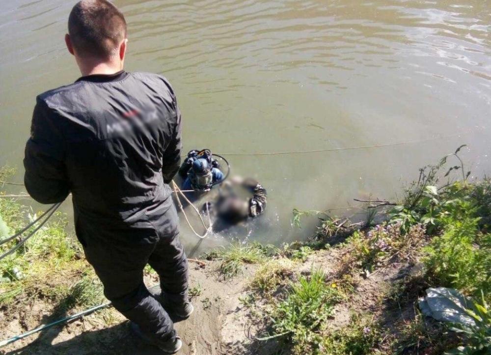 Погибшие поехали на рыбалку в свободное время / od.dsns.gov.ua