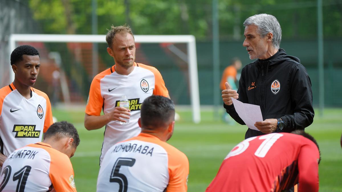 Шахтар готується до відновлення сезону / фото: ФК Шахтар