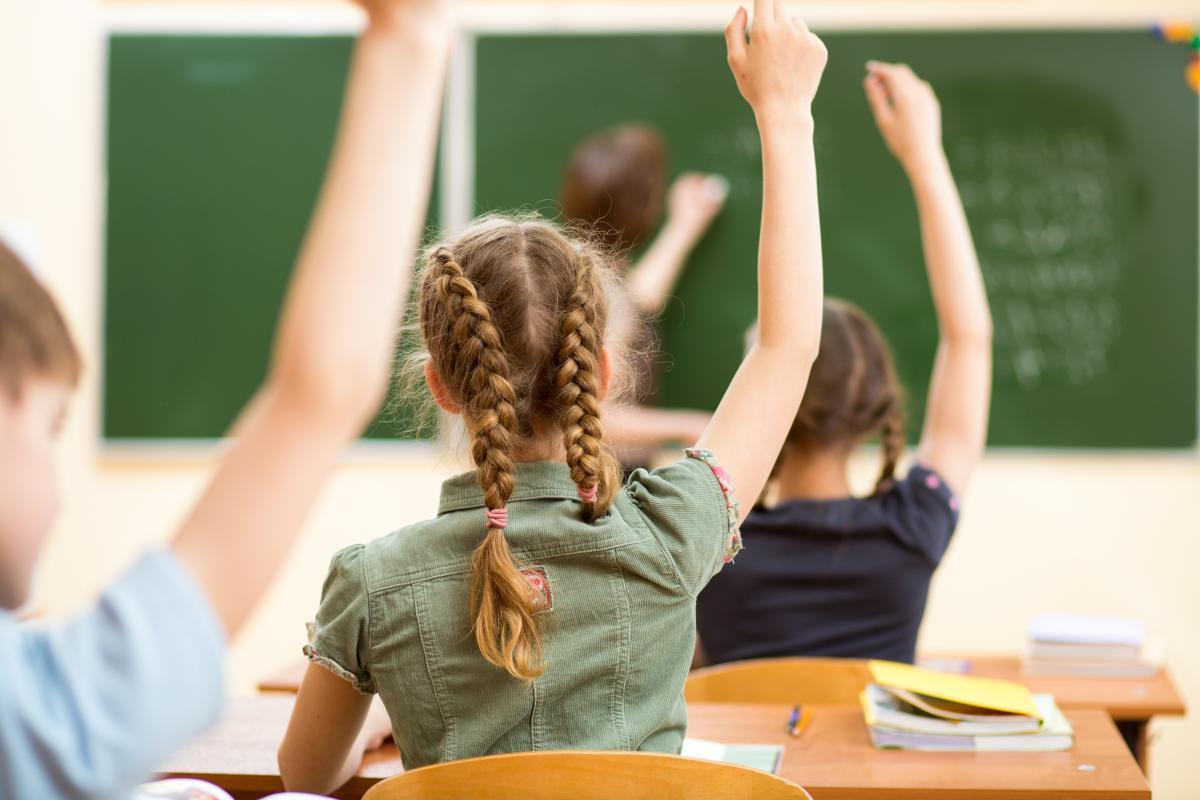 Как будут работать школы во время эпидемии / фото ua.depositphotos.com