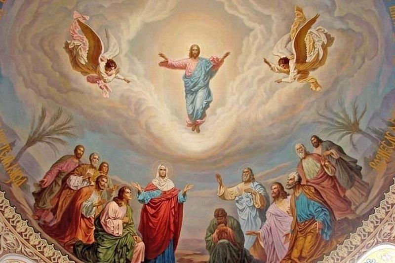 Вознесіння Господнє 2020 - дата та традиції / фото kuaizoukai.com