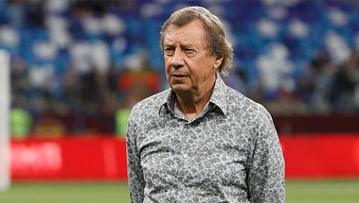 """Сьомін двічі очолював Динамо""""і покинув клуб остаточно у 2012-му році / фото ФК Локомотив Москва"""