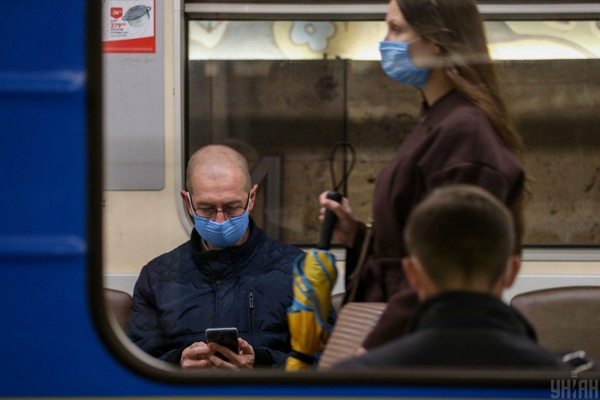 У Києві зареєстровано 2 тис. 710 випадків захворювання на COVID-19 / фото УНІАН