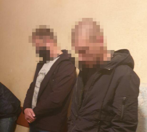 Затримали двох поліцейських, яких підозрюють у зґвалтуванні жінки/ Фото dbr.gov.ua