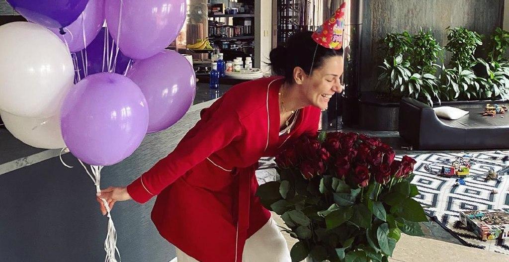 Маша Єфросиніна святкує день народження / фото instagram.com/mashaefrosinina