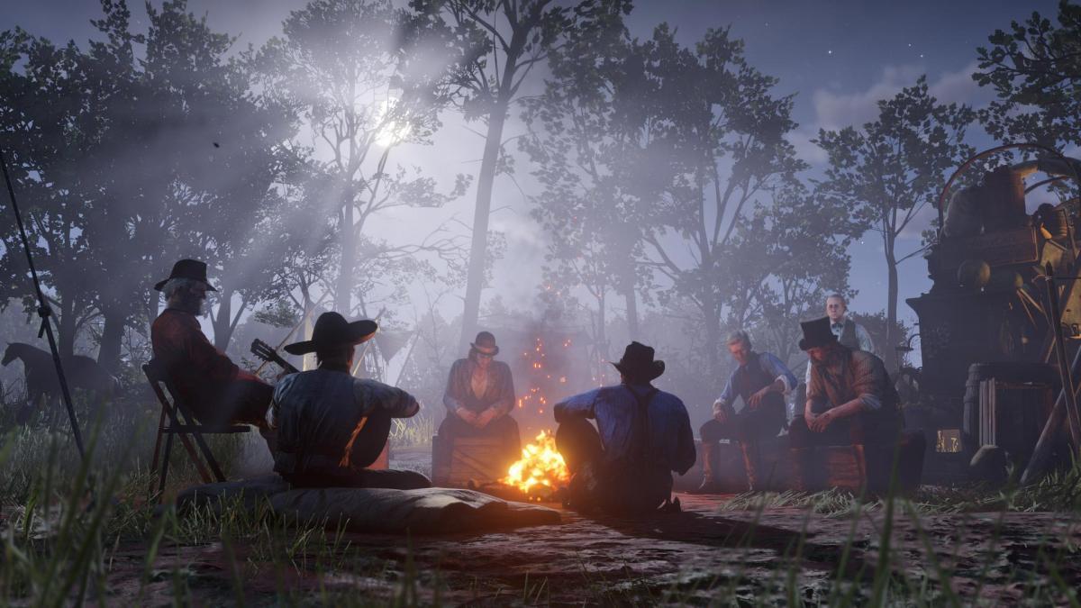 Британская компания начала проводить рабочие встречи в Red Dead Redemption 2 / store.playstation.com
