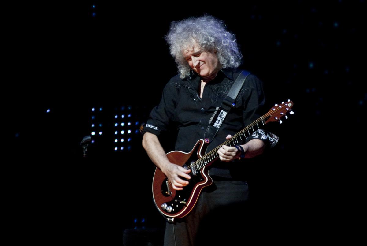 Гитарист группы Queen перенес сердечный приступ / фото ua.depositphotos.com