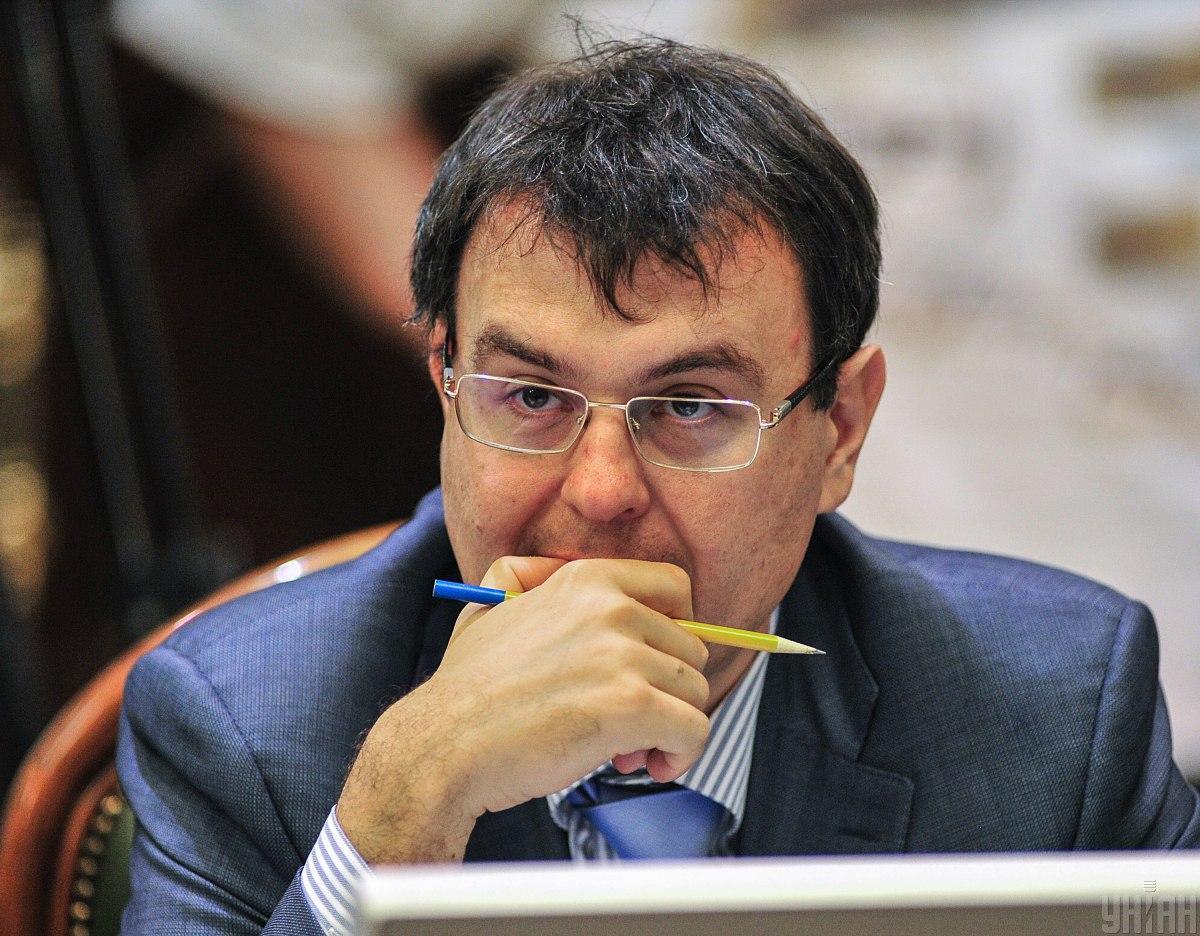 По словам Гетманцева, сократился объем государственных заимствований / фото УНИАН Владимир Гонтар