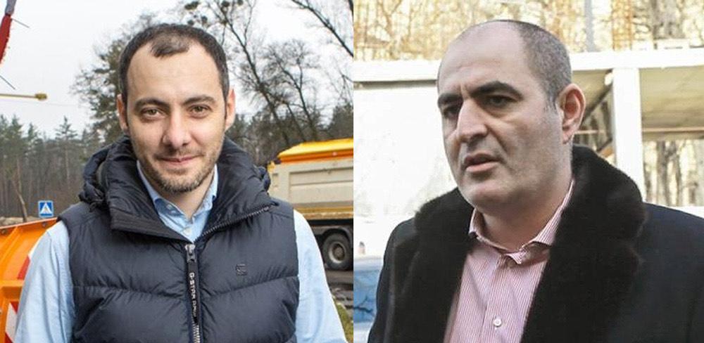 Александр Кубраков и АраикАмирханян