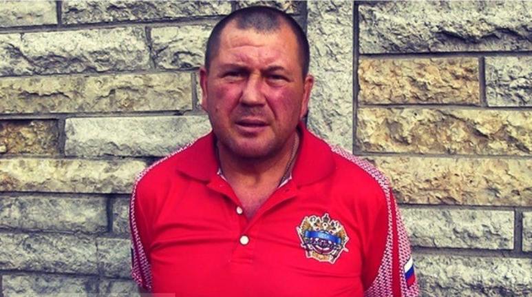 Террорист Александр Костин найден мертвым / Сайт боевиков