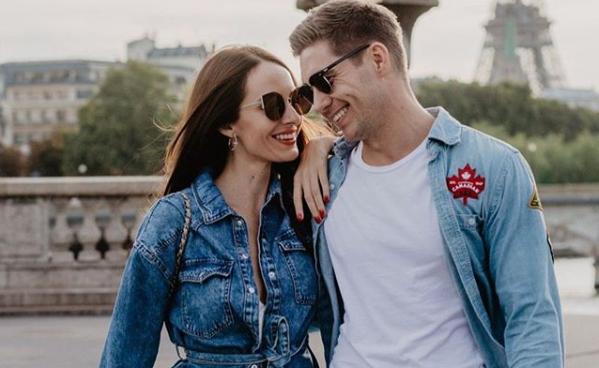 Пара показала видео / instagram.com/vova_ostapchuk