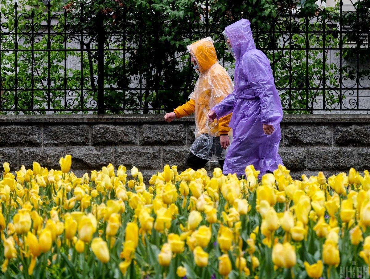 В Україні сьогодні дощитиме / фото УНІАН