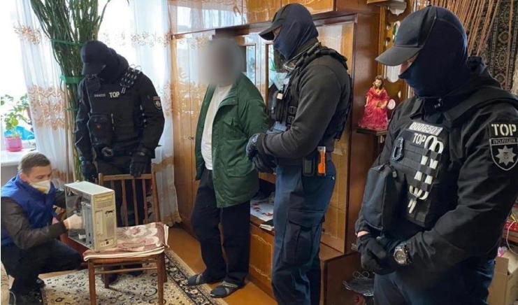 Следователи провели 54 обыски в разных областях Украины / npu.gov.ua