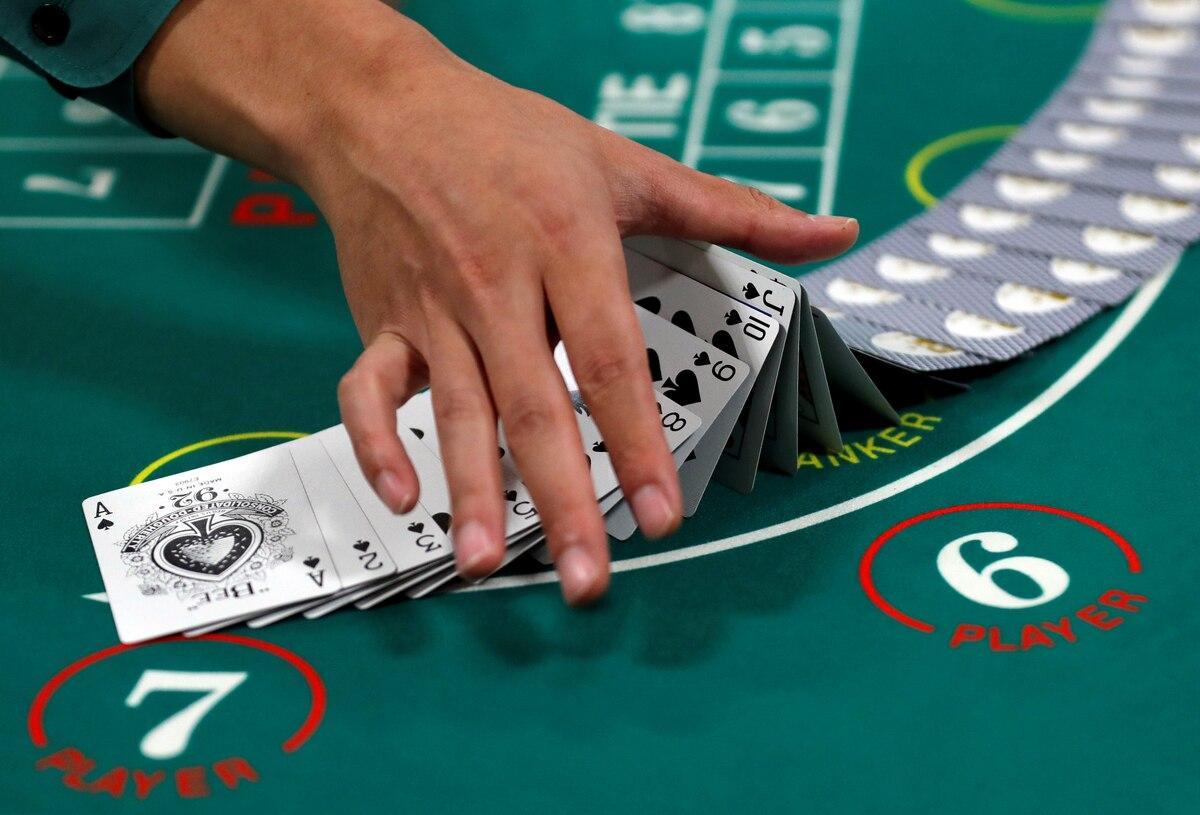 В Украине будут регулировать азартные игры и лотереи /REUTERS