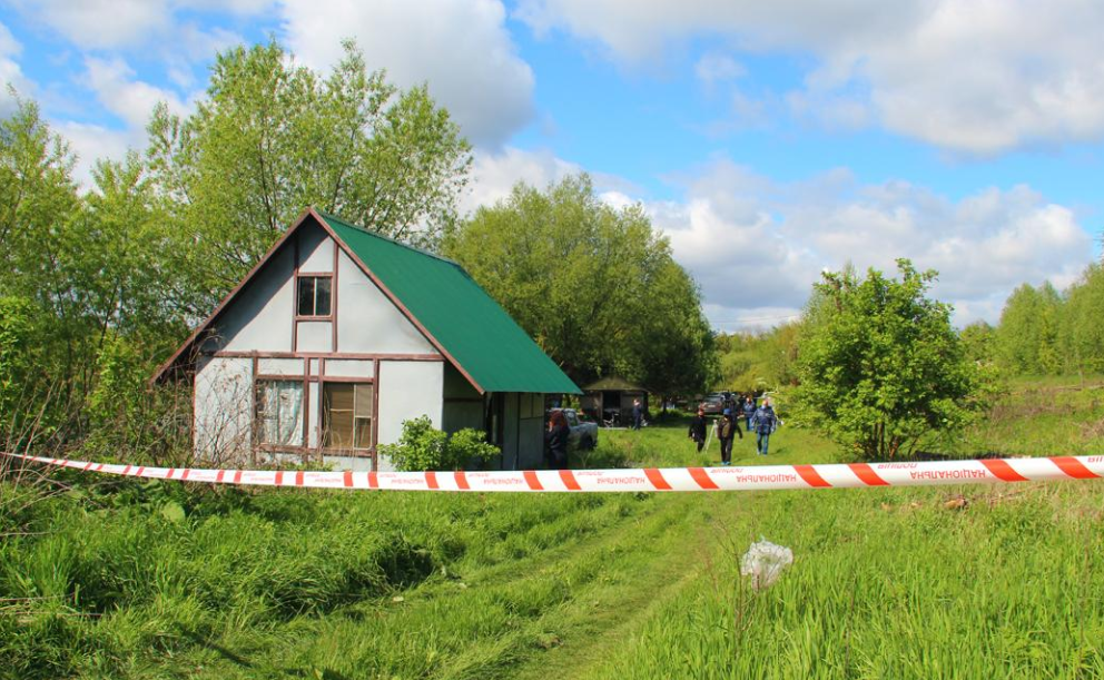 Полицейские провели комплекс следственно-розыскных мероприятий на месте убийств / npu.gov.ua