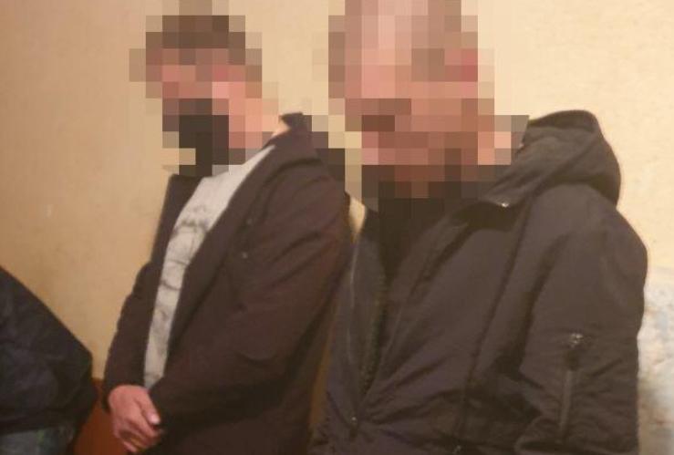 Обом затриманим повідомили про підозру / dbr.gov.ua