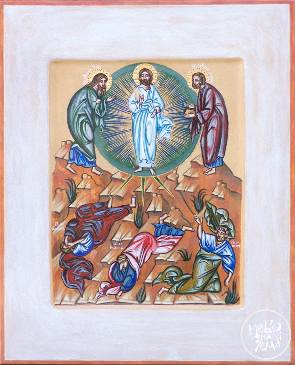 Икона - Вознесение Господне / ikona.ua