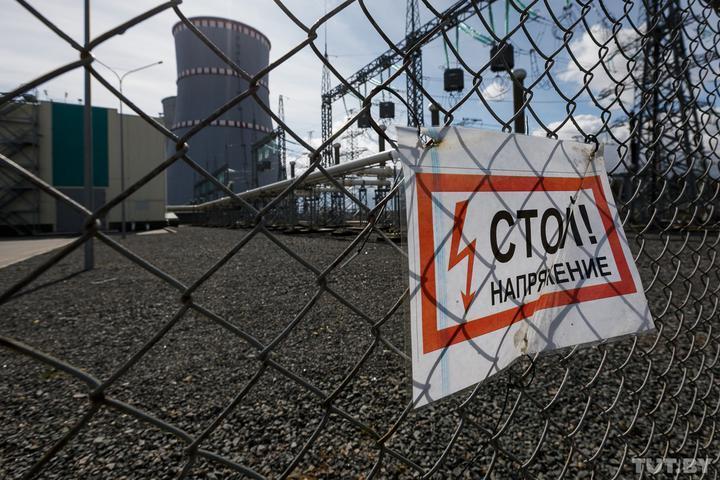 На строительстве БелАЭС - вспышка коронавируса / фото news.tut.by