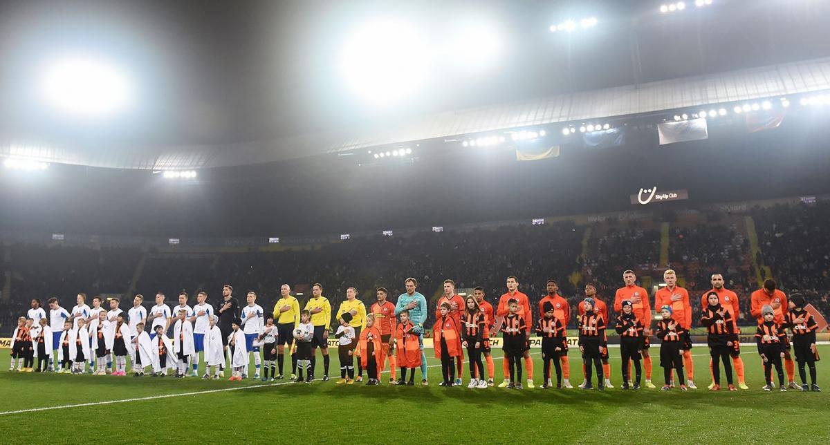 Шахтар і Динамо зустрінуться відразу після відновлення сезону / фото ФК Шахтер