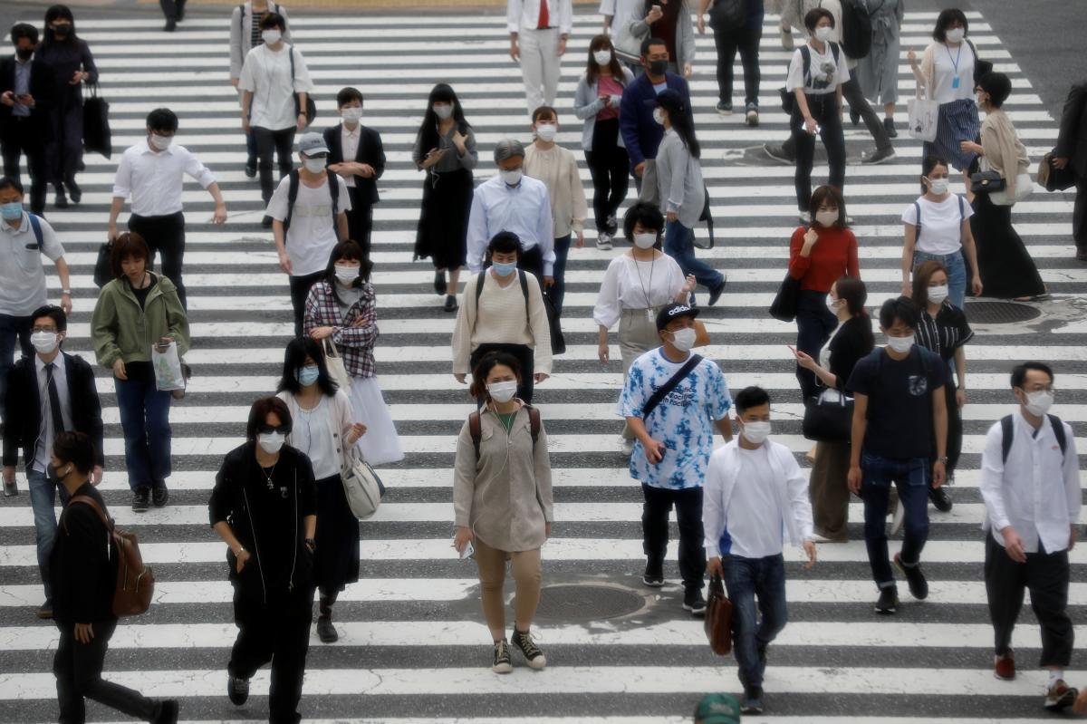Cитуация с пандемией на утро 25 июня/ Иллюстрация REUTERS