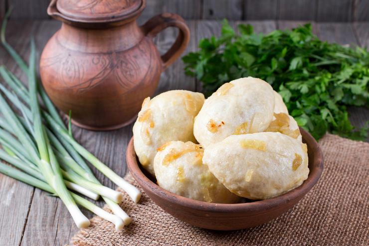 Самые вкусные галушки - рецепт / фото foodandmood.com.ua