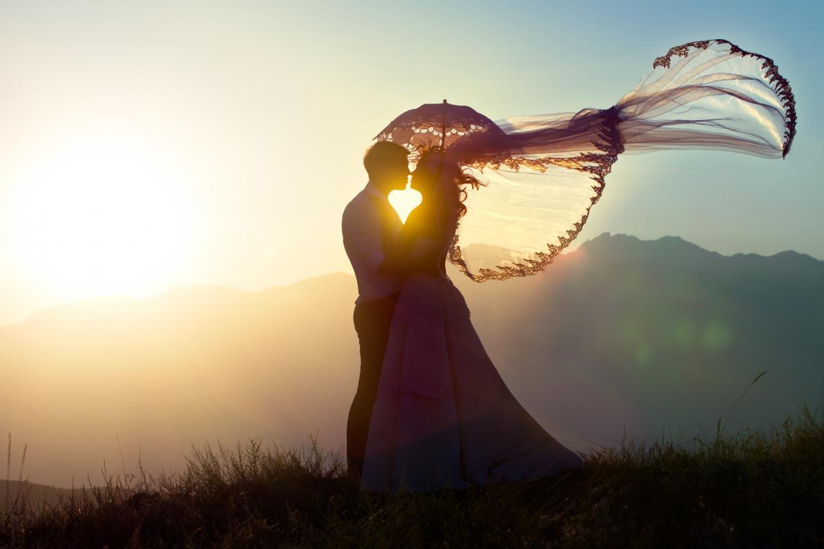 Період карантину не став на заваді одруженню понад 100 тис. пар / фото ua.depositphotos.com