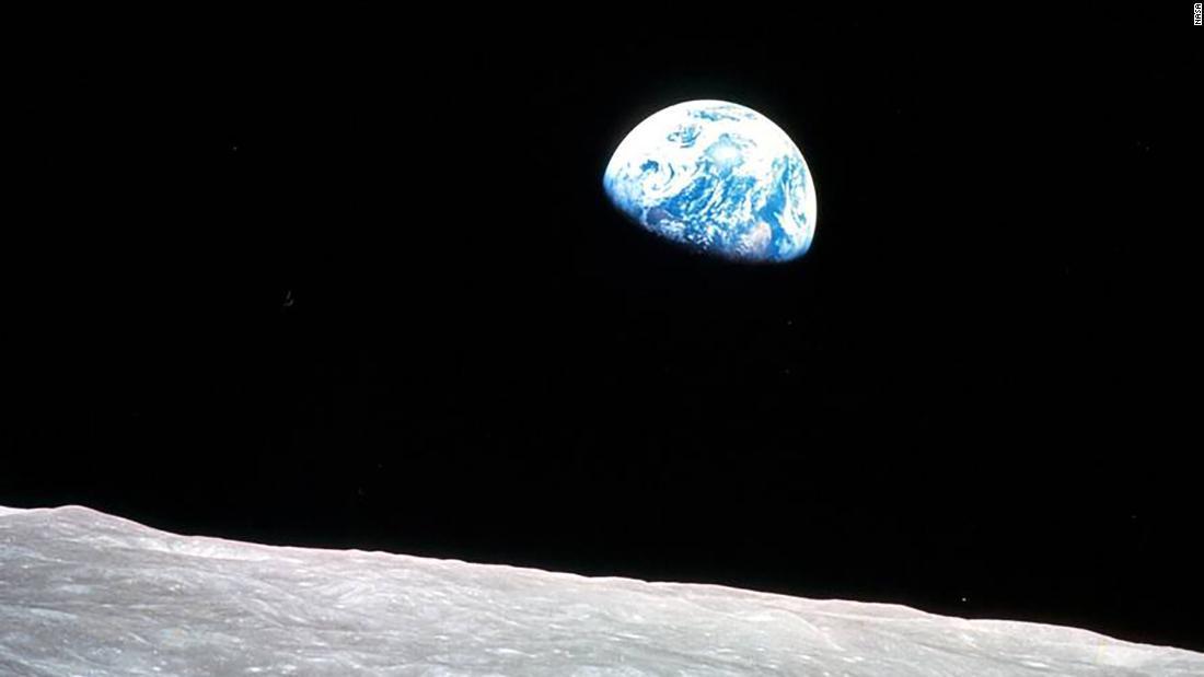 """Полет """"Аполлон 8"""" был большим чудом, чем сегодняшний запуск / NASA"""