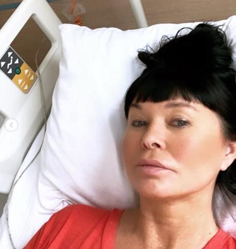 Ассія Ахат повідомила шанувальникам, що потрапила в лікарню / Instagram Ассія Ахат