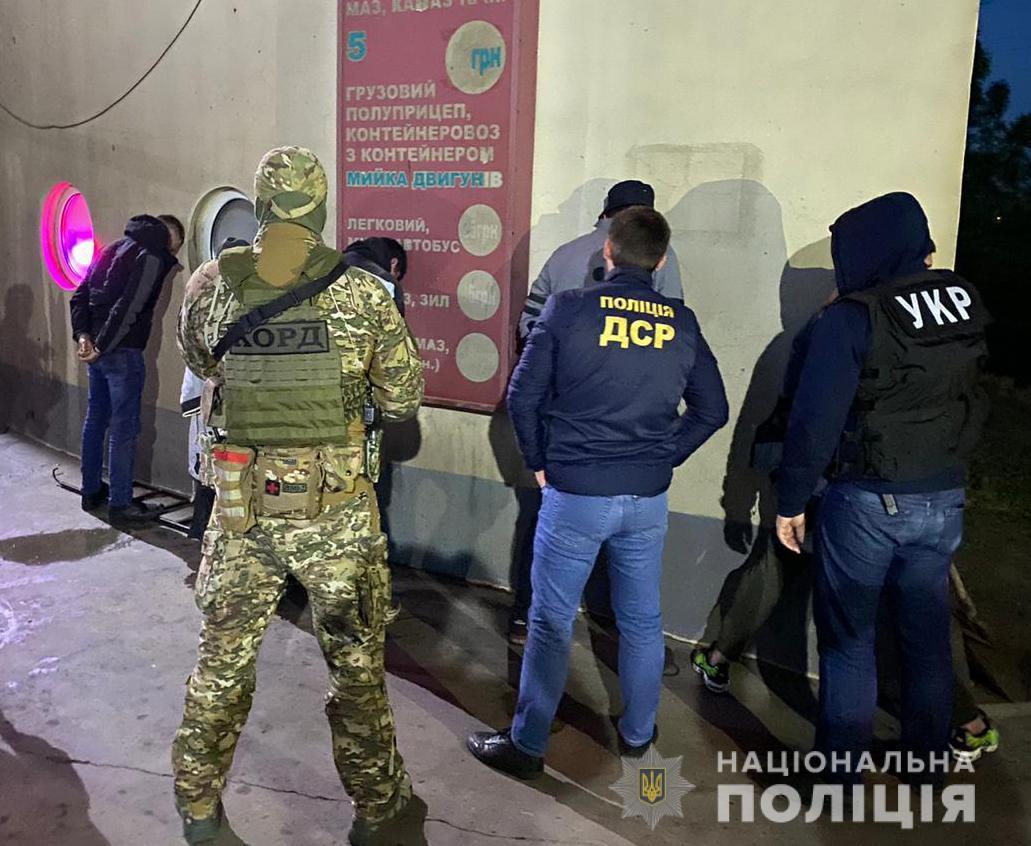 Лицами, которые причастны к покушению, оказались граждане Черногории, Македонии и Сербии/ фото полиция
