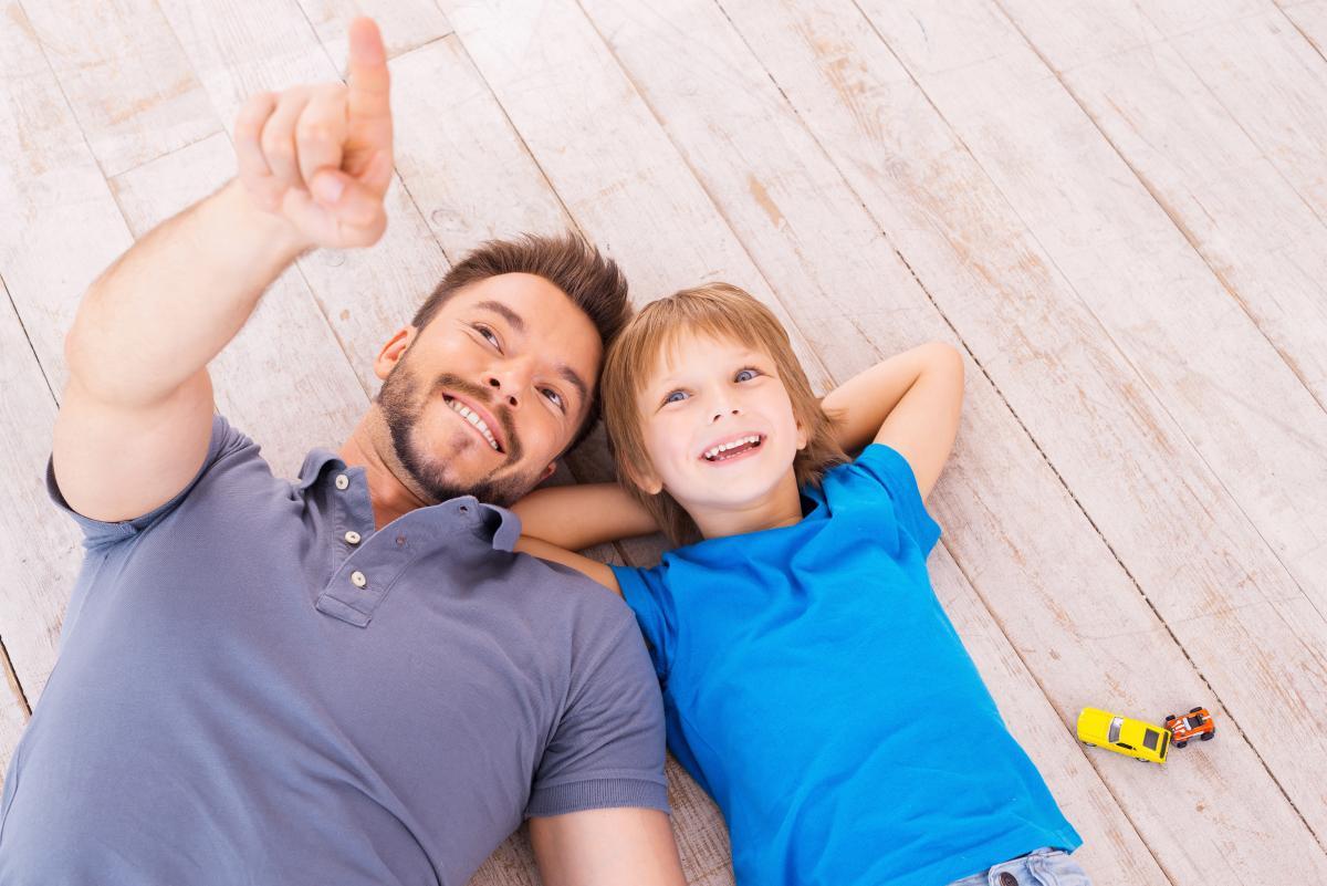 День отца 2021 - дата праздника / фото ua.depositphotos.com