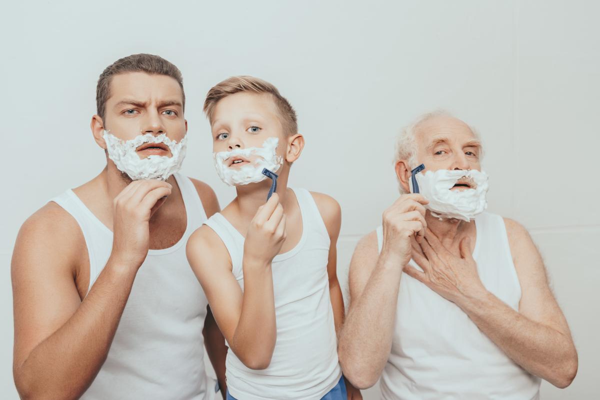 Идеи подарков на День отца / фото ua.depositphotos.com