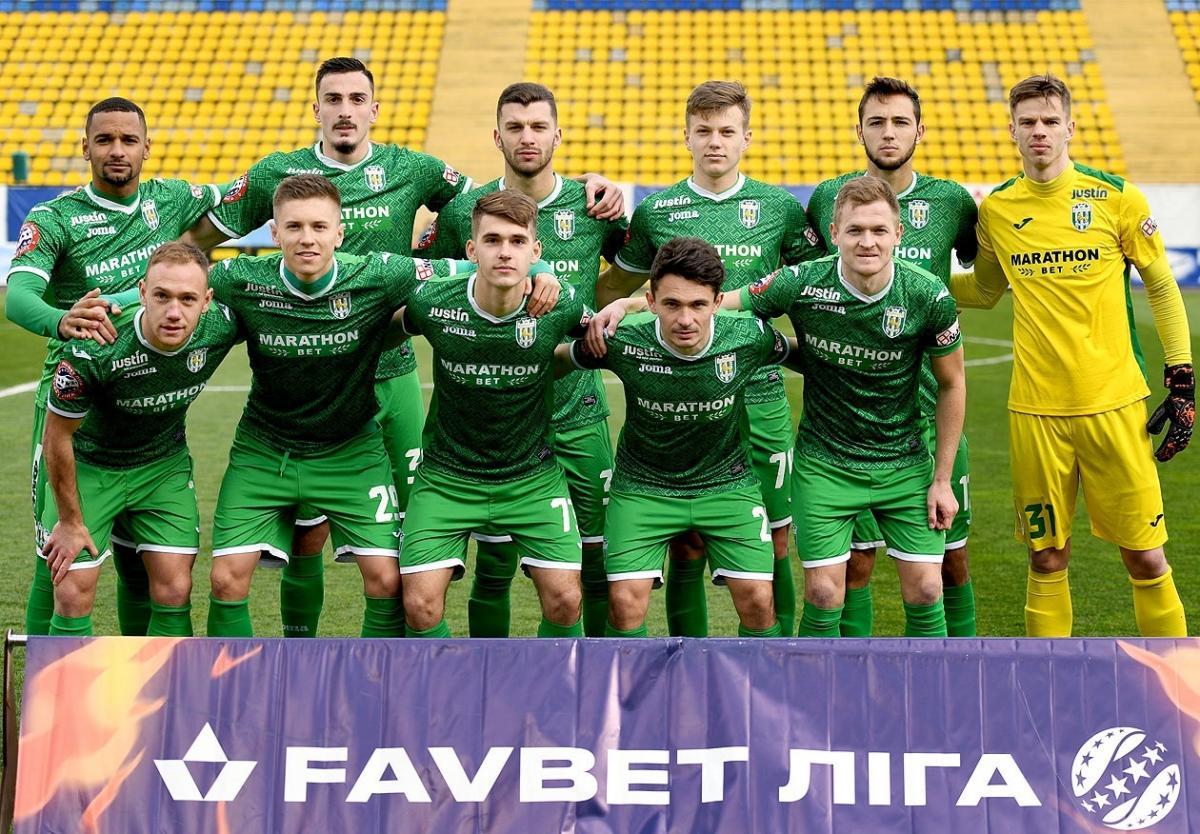 Карпаты - аутсайдер текущего сезона УПЛ / фото fckarpaty.com