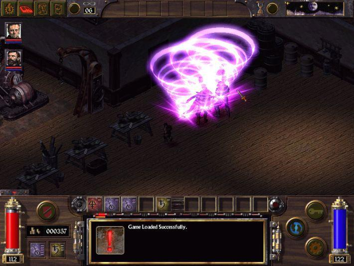 Arcanum: Of Steamworks and Magick Obscura / store.steampowered.com