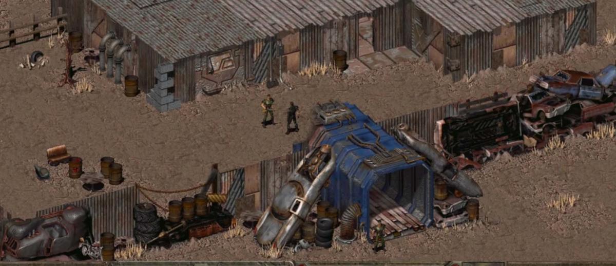 Fallout / скриншот